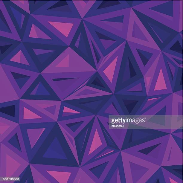 abstract purple geometry pattern background