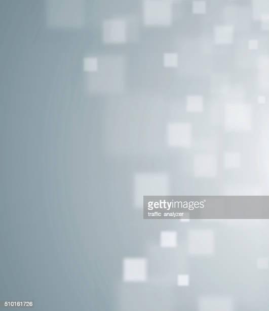 Carrés abstraits arrière-plan