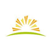 sun property symbol