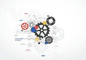 Abstract Technology BackgroundAbstract Technology BackgroundAbstract Technology BackgroundAbstract Technology Background