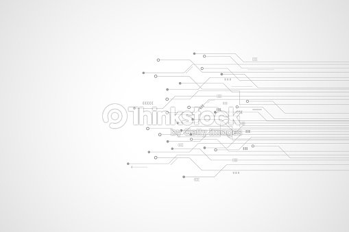 Abstract Technology Background : stock vector
