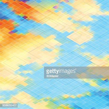 Abstract vector background : Vector Art