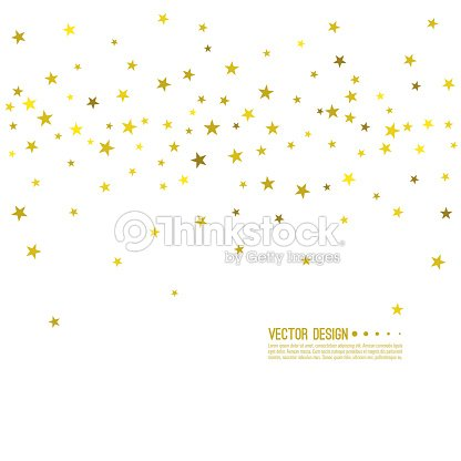 Abstract vector background with starry. : stock vector