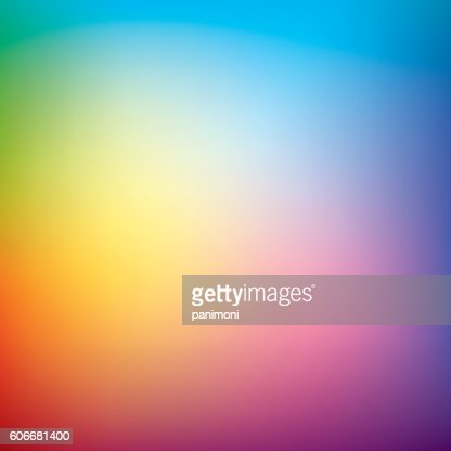 Abstract vector mesh background, multicolor gradient, rainbow : Vector Art