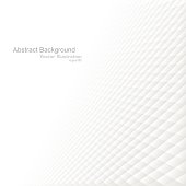 Abstract white sfot background with perspective. Vector illustration eps10.