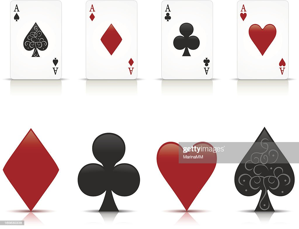 Aces : Vector Art