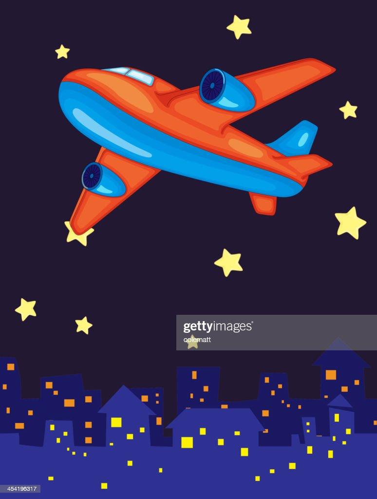 Avión : Arte vectorial