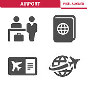 Professional, pixel perfect icons, EPS 10 format.