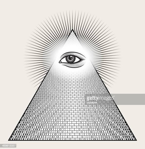 All Seeing Eye Pyramid