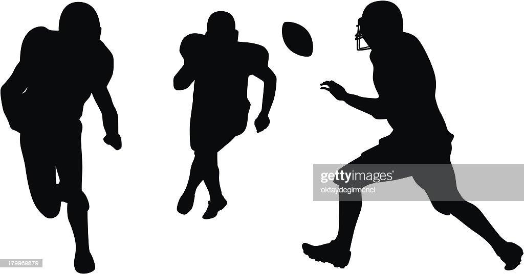 American football : Vector Art