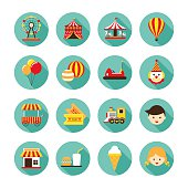 Theme Park, Carnival, Fun Fair, Circus