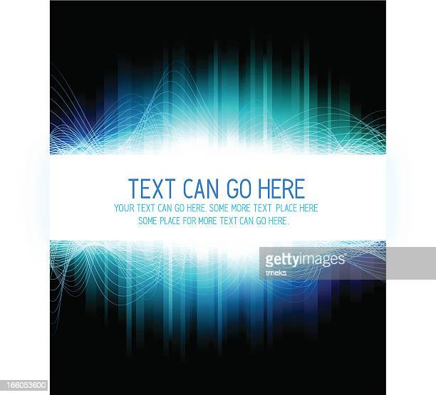An abstract sample text background