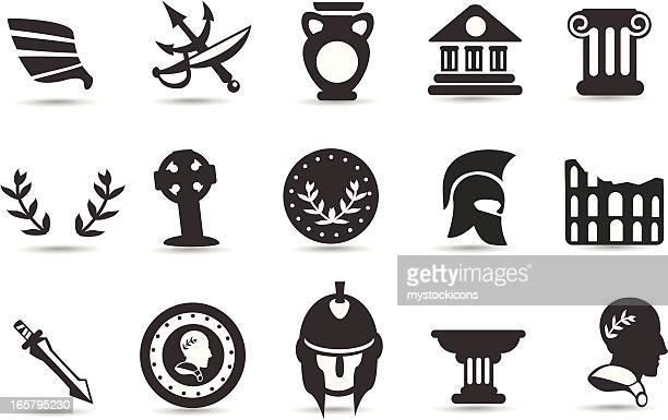Ancient Rome Symbols