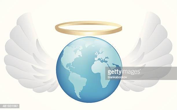 Angel Erde
