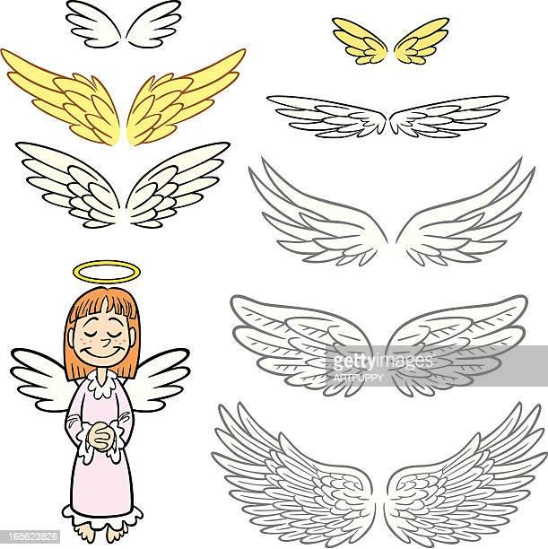 Engel Flügel Satz