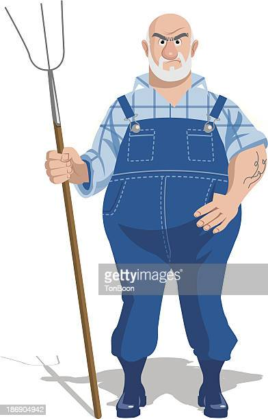 Bib Overalls Stock Illustrations And Cartoons Getty Images