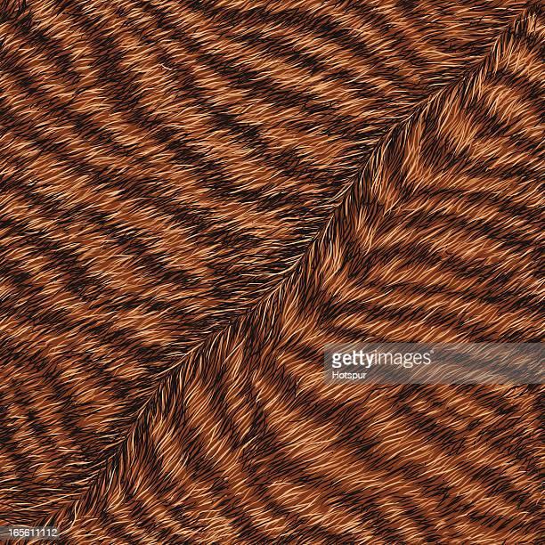 Animal Fur - Brindled (seamless)