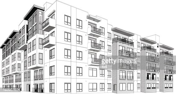 apartments clipart  keywords Apartments Clipart House I Limonchello info