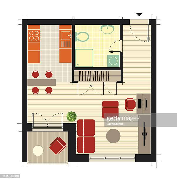 Dining room stock illustrations and cartoons getty images for Apartment meal plans bu