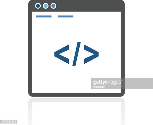 App-Symbol auf weißem Hintergrund. RoyalSeries
