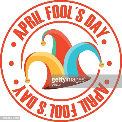 1 er avril : Clipart vectoriel