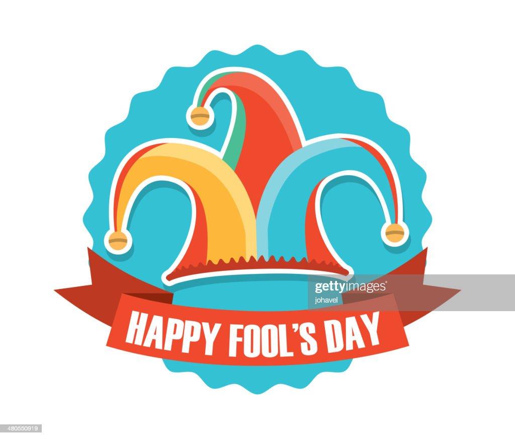 april fools day : Vector Art