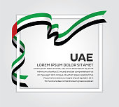 Arab United Emirates, flag, country, vector, icon