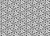 Seamless pattern  ornament decorate vector and illustration