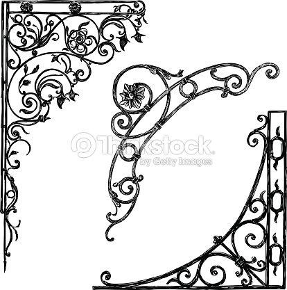 architecture de d corations clipart vectoriel thinkstock. Black Bedroom Furniture Sets. Home Design Ideas