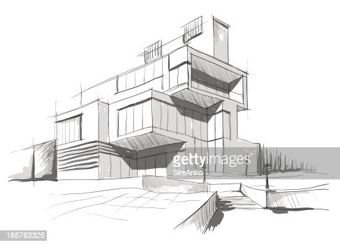 architectural design vector art getty images