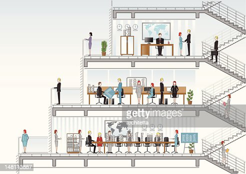 Office furniture icon png - Architectural Office Section Vector Art Getty Images