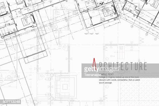 Architektur-Hintergrund : Vektorgrafik