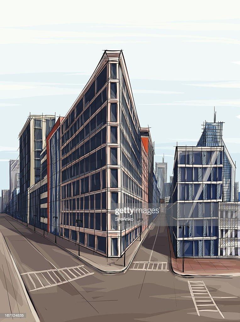 architecture : Vector Art