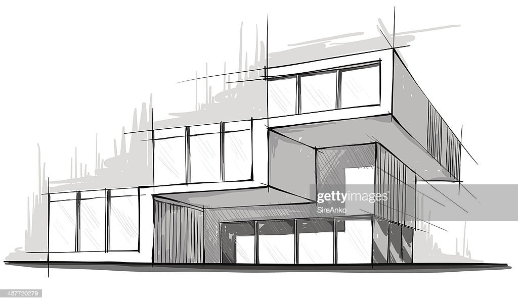 Architecture Vector Art Getty Images
