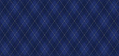 Seamless dark geometric background for fabric, textile, men's clothing, wrapping paper. Backdrop for Little Gentleman party invite card
