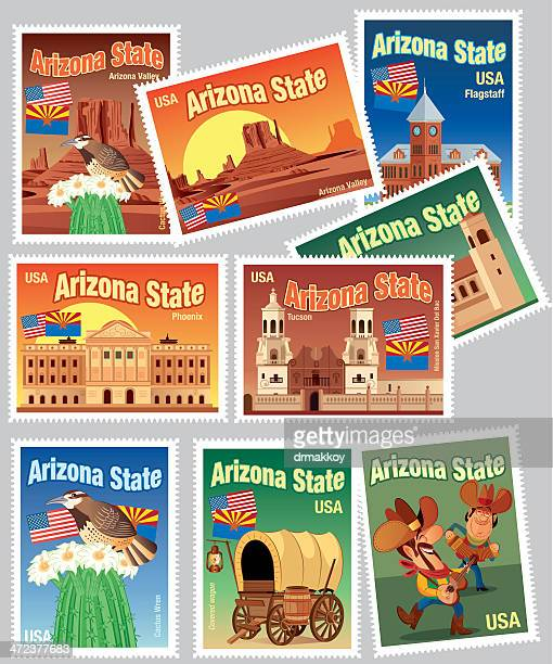 Arizona Stamps