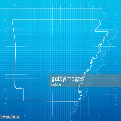 Arkansas stock illustrations and cartoons getty images for Arkansas blueprint