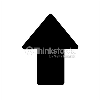Arrow Pointing Up Image