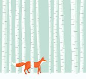 A vintage-style, textured illustration that is perfect for a holiday card or invitation (fits 5' x 7').