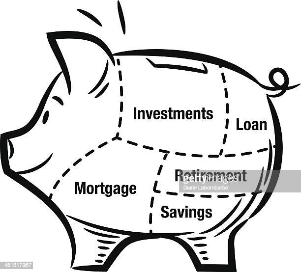 Asset Allocation Piggy Bank