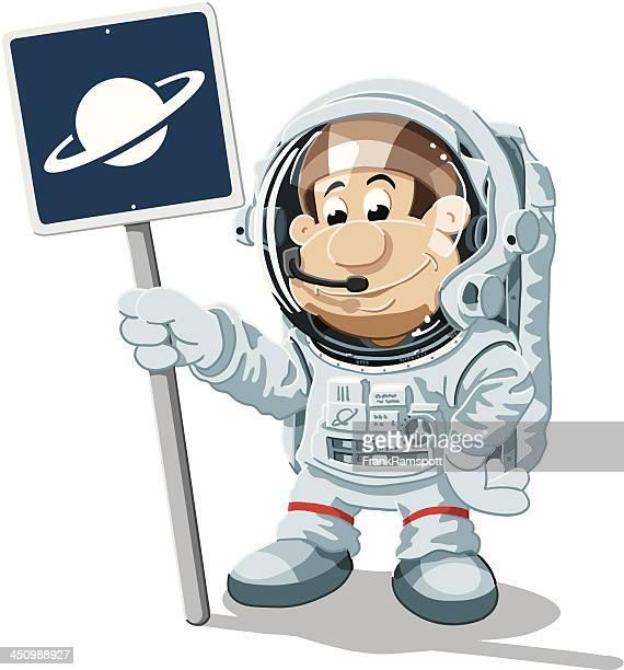 Illustrations et dessins anim s de casque astronaute getty images - Dessin d astronaute ...