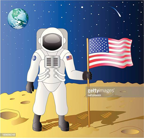 Astronaut Stock Illustrations And Cartoons | Getty Images