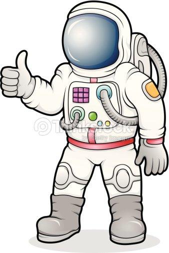 Astronaut Vector Art   Thinkstock