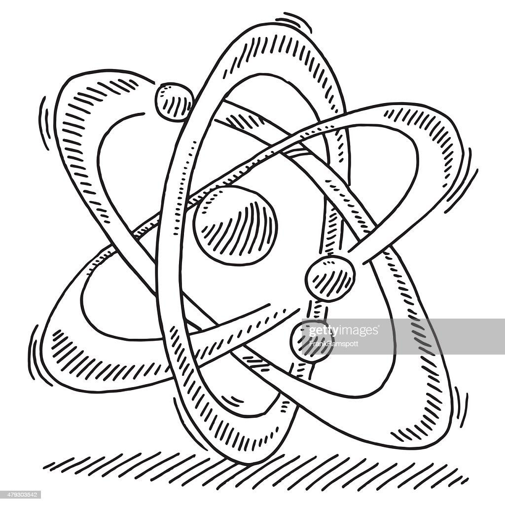 atoms and molecules coloring pages - photo#16