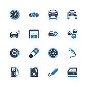 Auto Services Icons - Set 2
