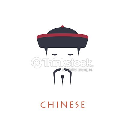 ab779fa8f6d5c Avatar Of A China Emperor Chinese Man With Mustache And Tradition ...