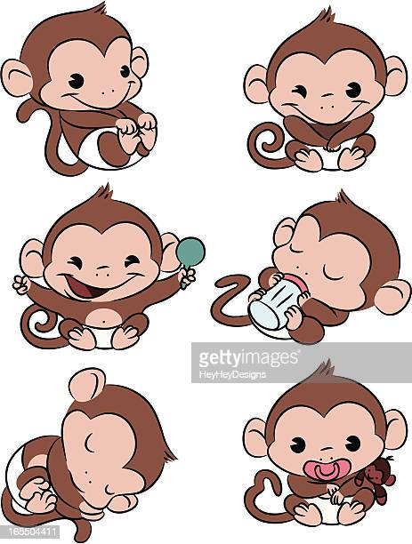 Baby Monkey Time!
