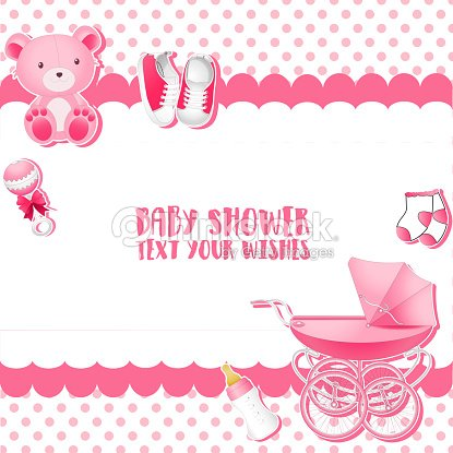 Baby Shower Invitation Card Content