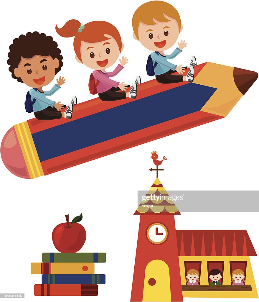 back to school vector - photo #49