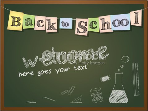 back to school vector art thinkstock